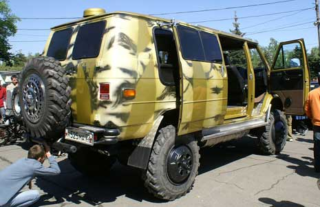 Форд эконолайн микроавтобус полный привод 4х4
